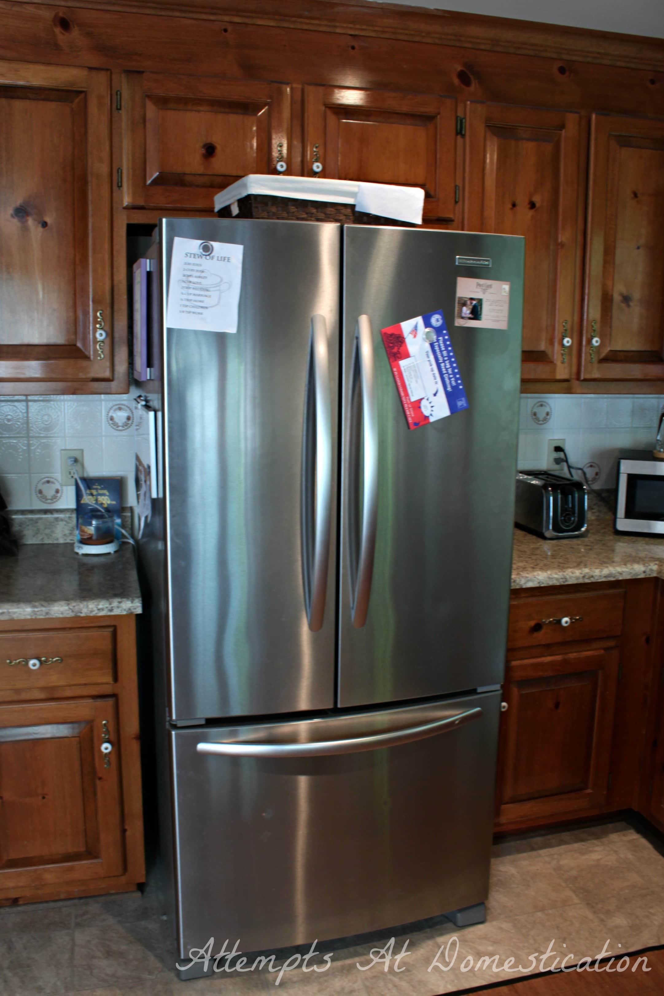 Image Gallery Kitchenaid French Door Refrigerators