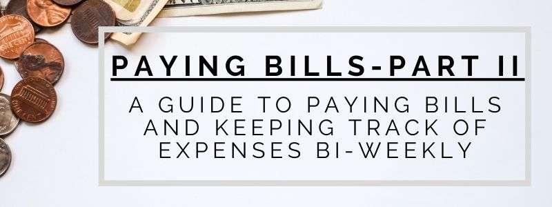 paying bills pt.2