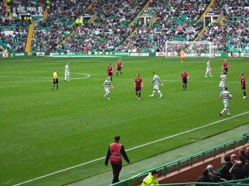 Glasgow Celtic game