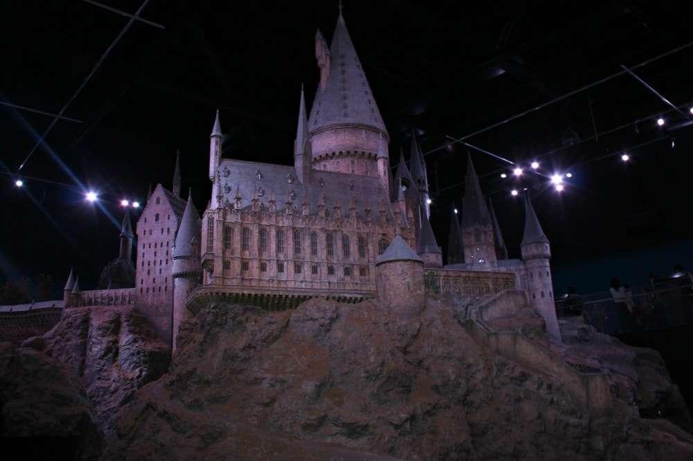 London - Harry Potter Hogwarts Castle