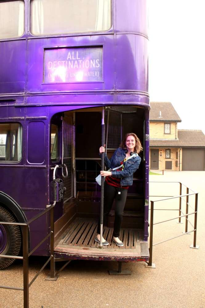London - Harry Potter Knightbus