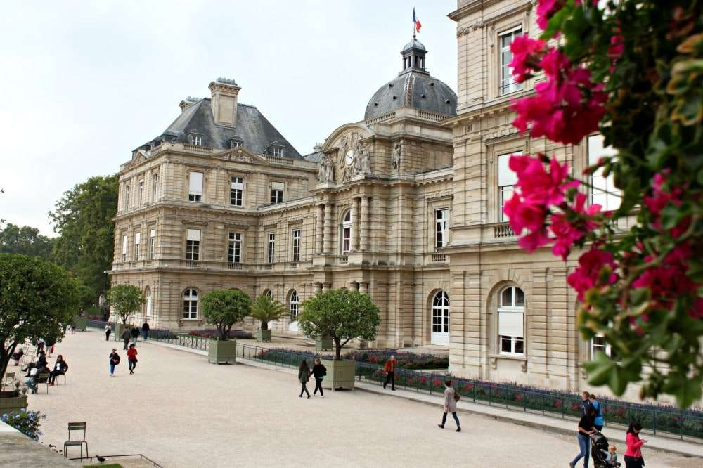 Paris - Luxembourg