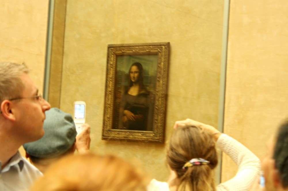 Paris - Mona Lisa