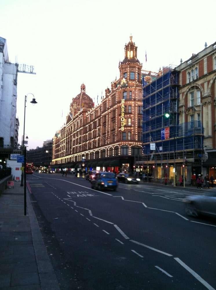 London - Harrod's