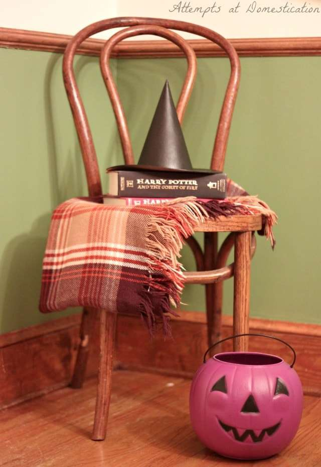 Fall Bentwood styling