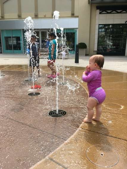 richmond toddler activities - stony point splash pad