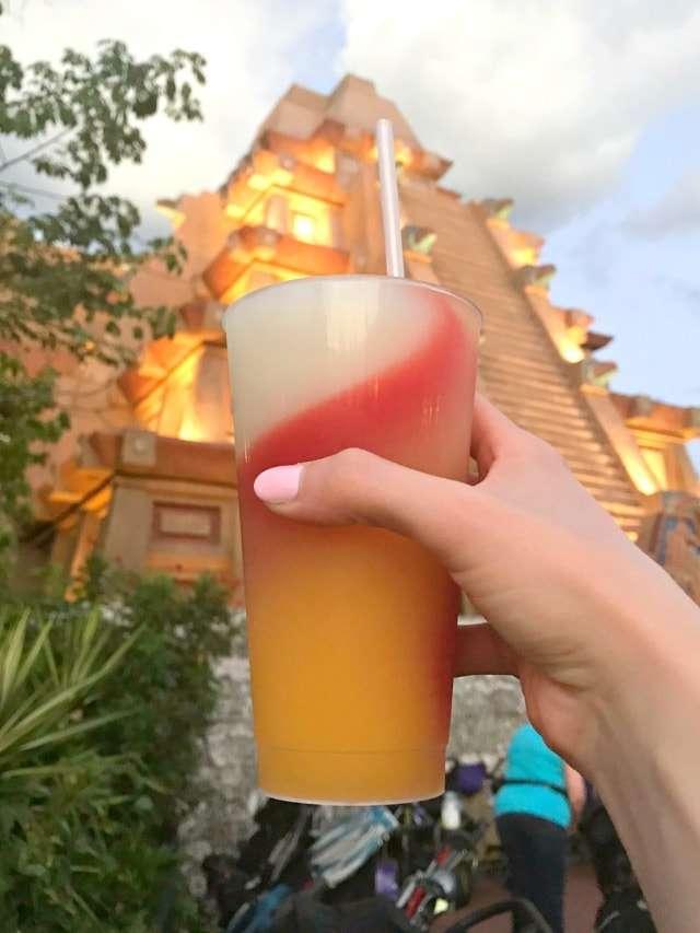 drink around the world epcot