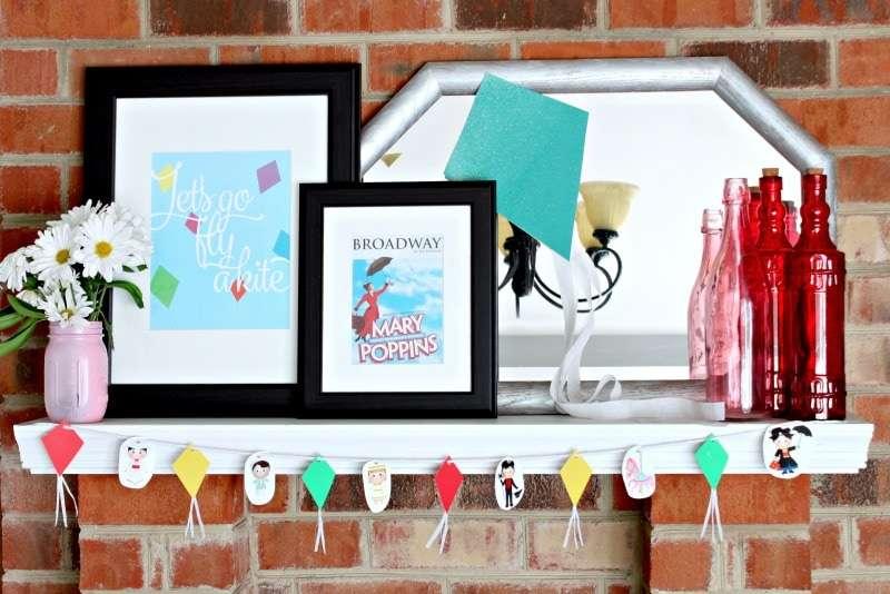 mary poppins birthday party