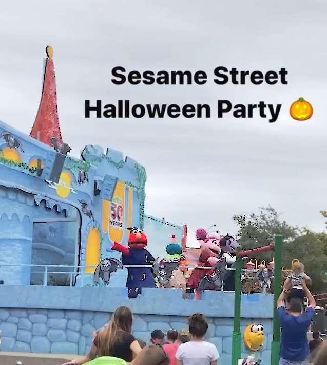 count's spooktacular