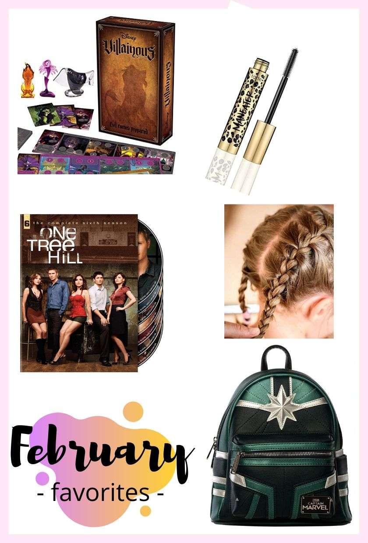 February 2020 favorites