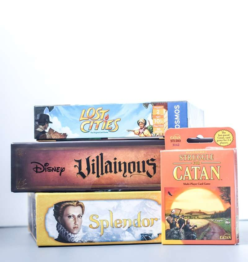 two player board games