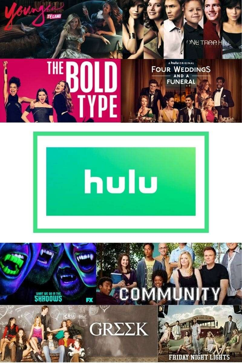 recommended Hulu shows