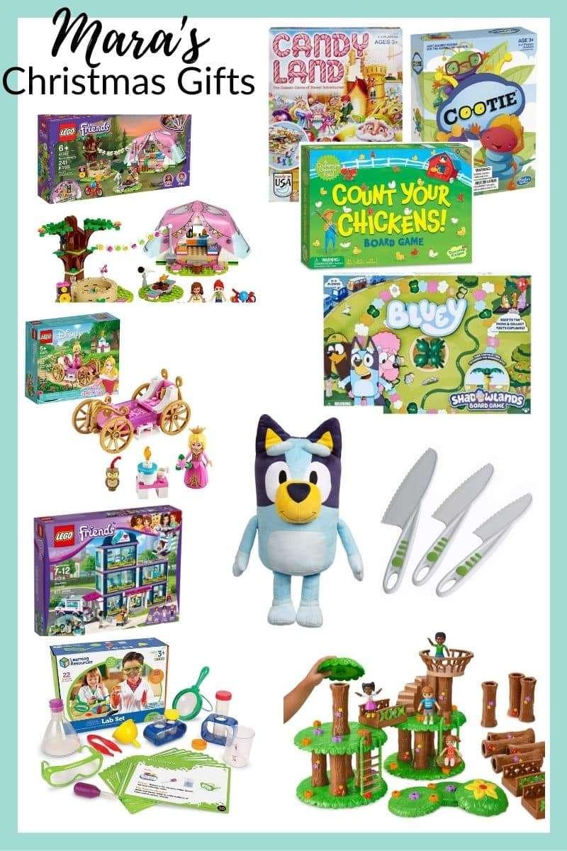 Preschool Christmas Gift Ideas