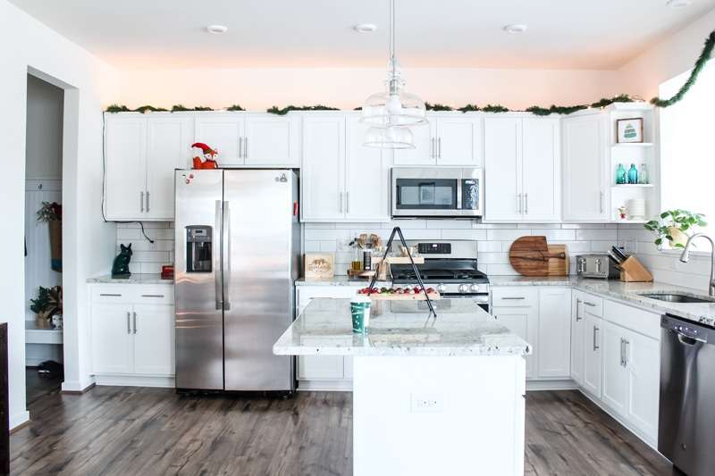 attempts at domestication holiday home tour