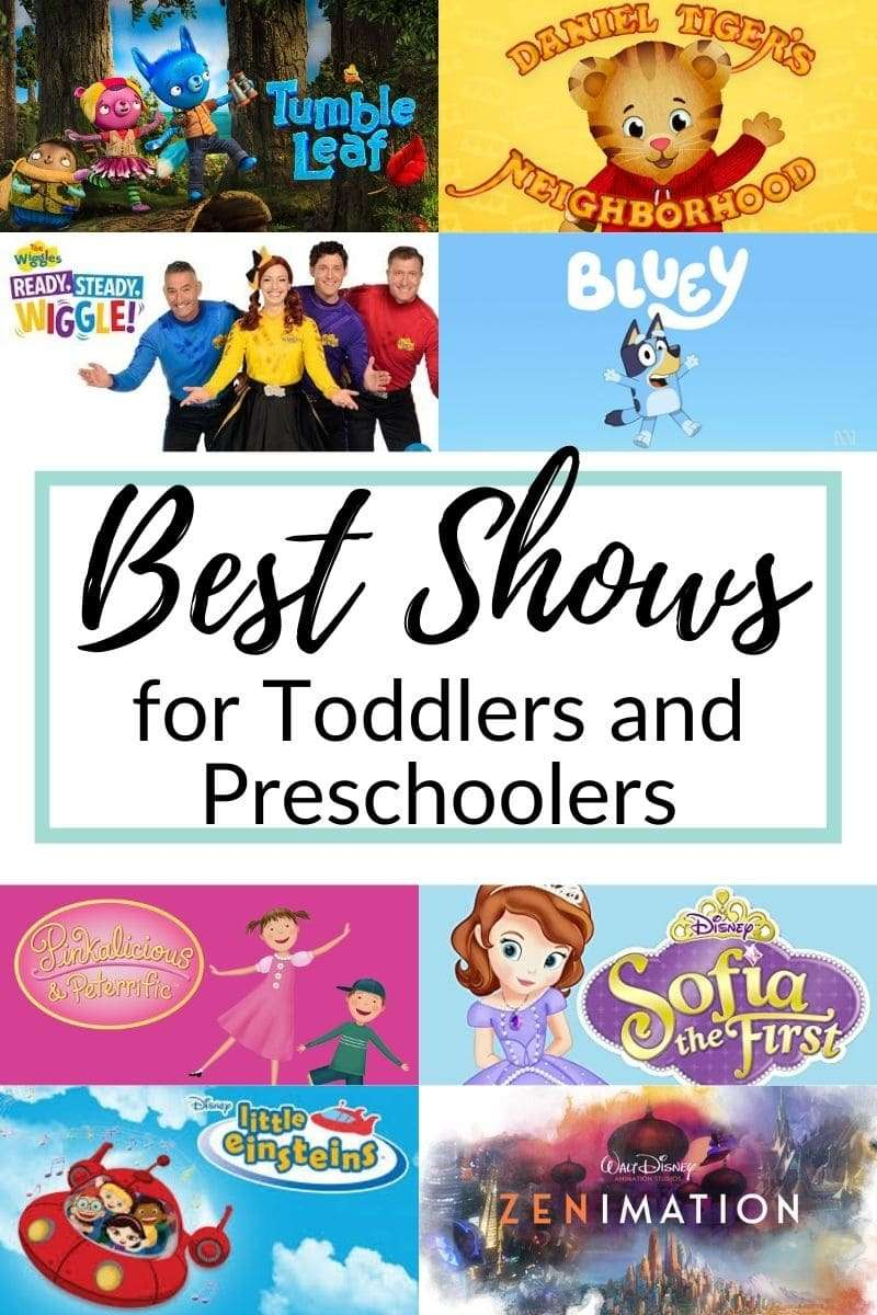 best shows for toddlers