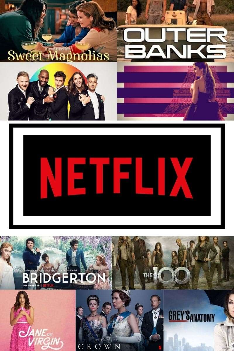 recommended Netflix shows