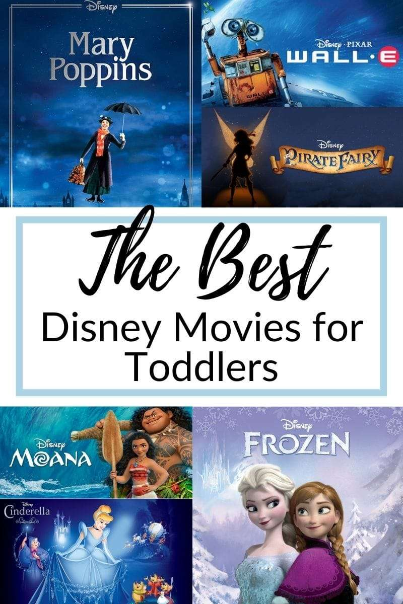 best disney movies for toddlers